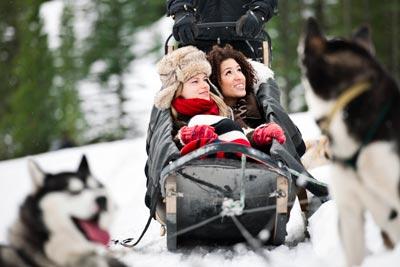 Banff Winter Wonderland Vacation
